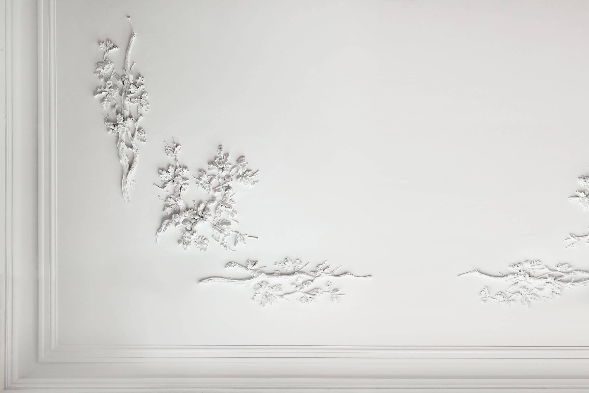 design interiør stuk stukkatur claus lind © håndværk ege