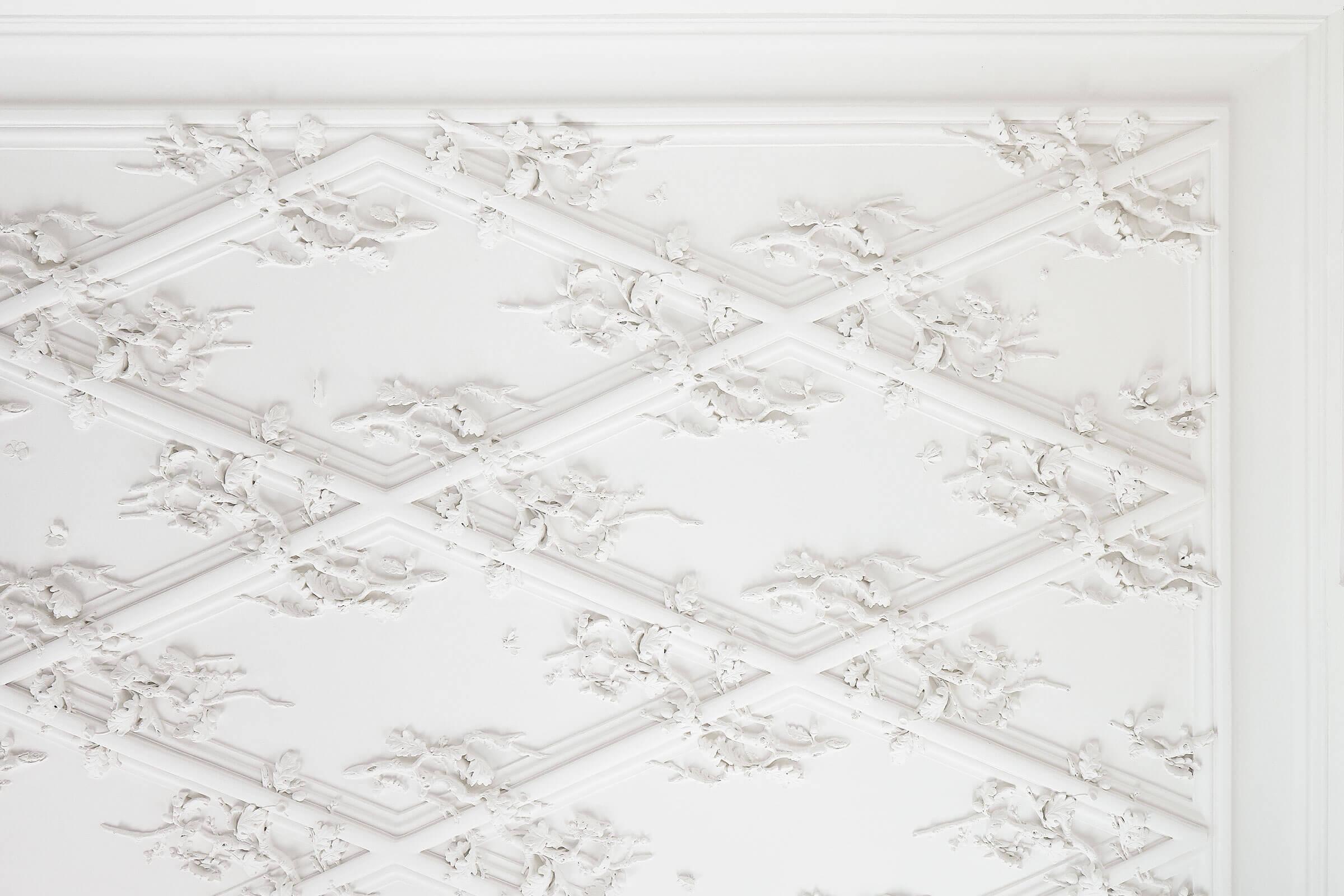 stukloft interiør stuk stukkatur claus lind © moderne håndværk