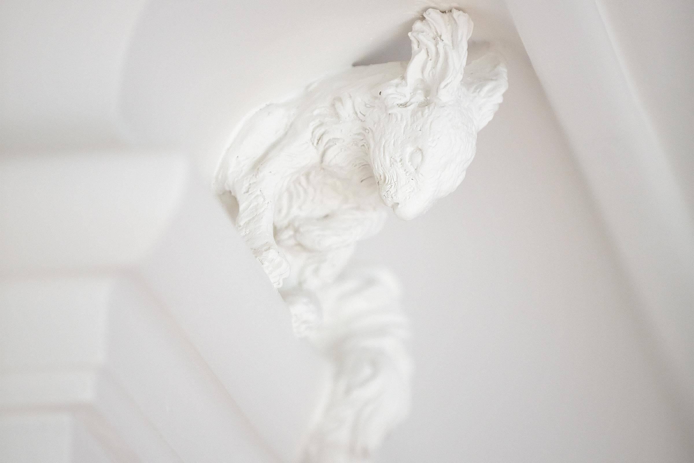 stukkatur modellering stukloft stuk egern claus lind © gips stukkatør