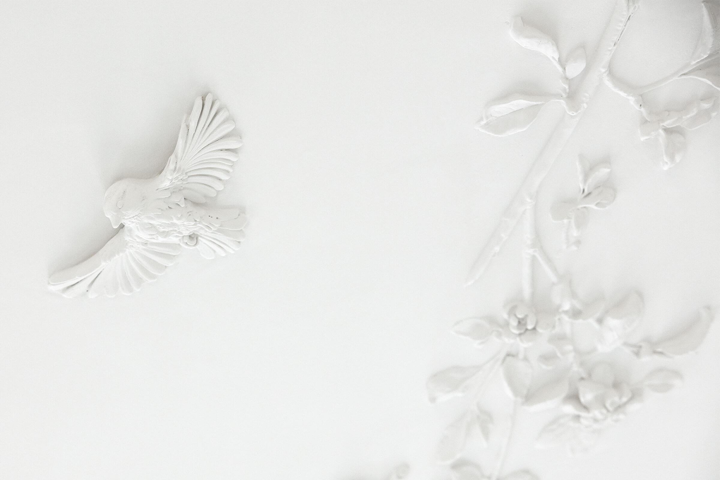 Stuk loft claus lind © stukkatur moderne interioer stuk modellering