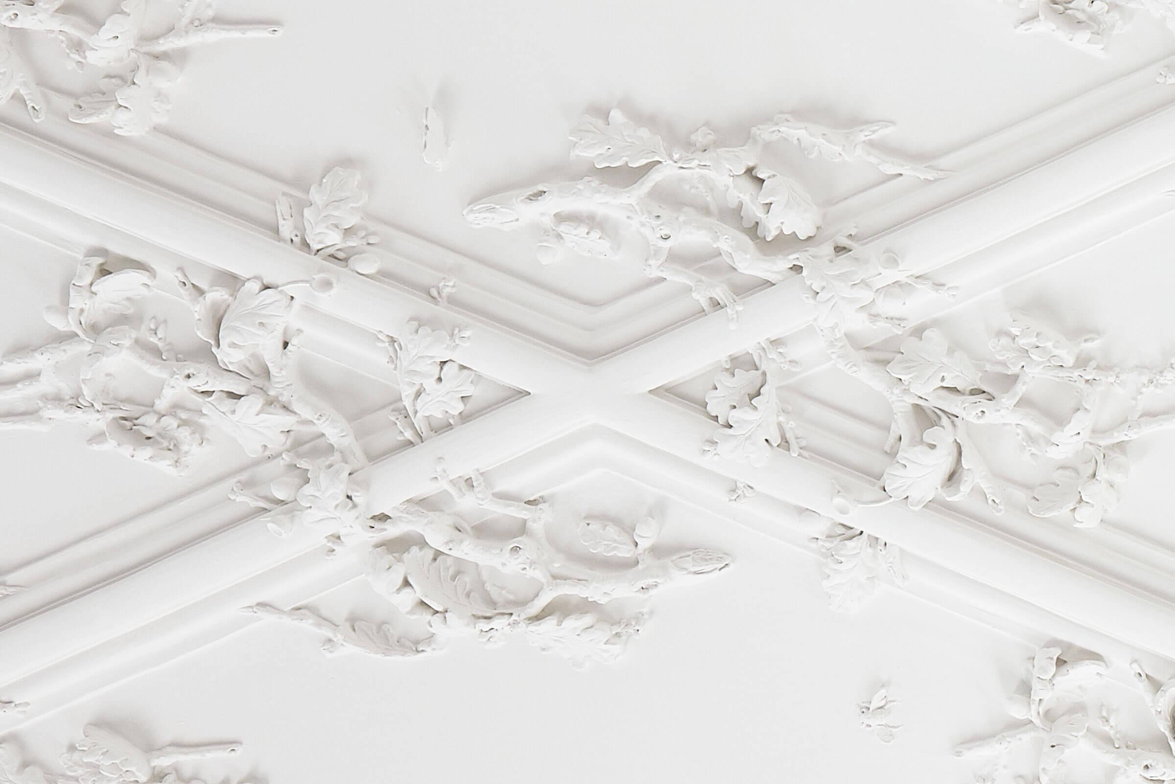 stukloft stuk moderne claus lind © interiør stuk haandvaerk stukkatur