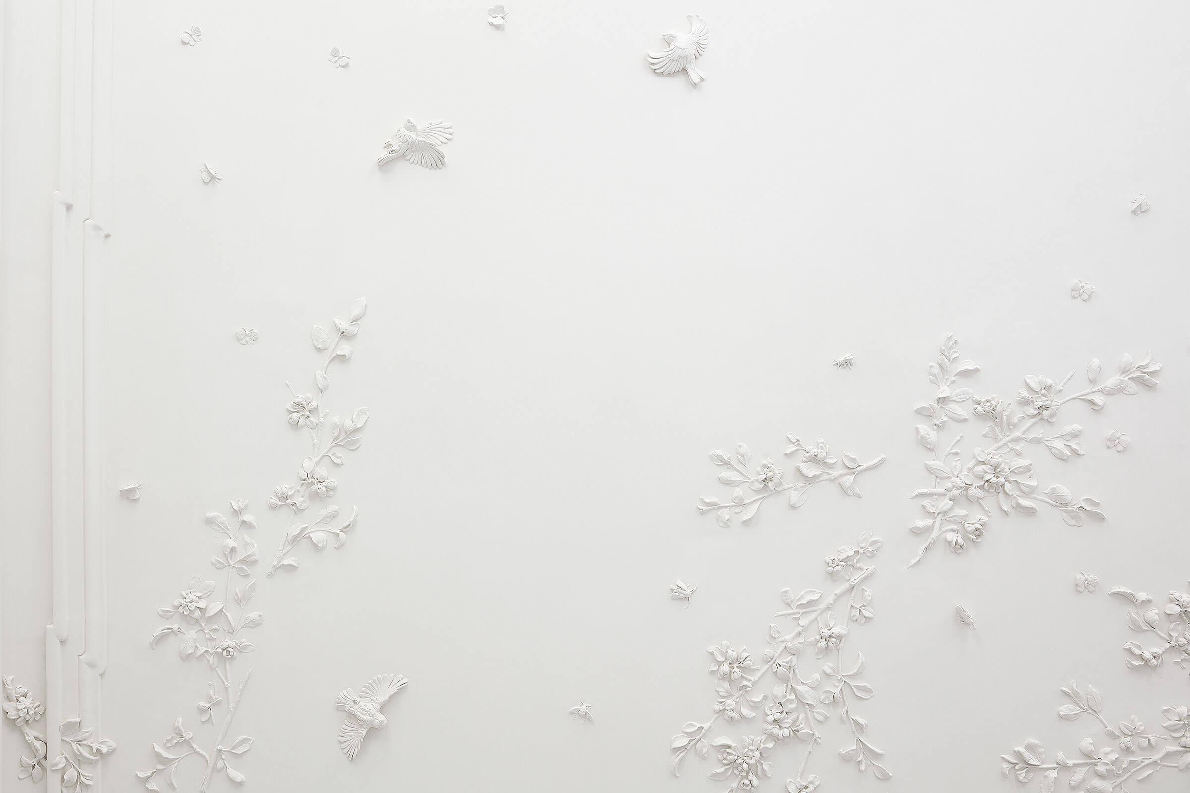 stukloft claus lind © stukkatur moderne interioer stuk modellering